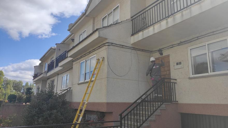 El plan de extensión de banda ancha se extiende a 114 pueblos más en Zamora
