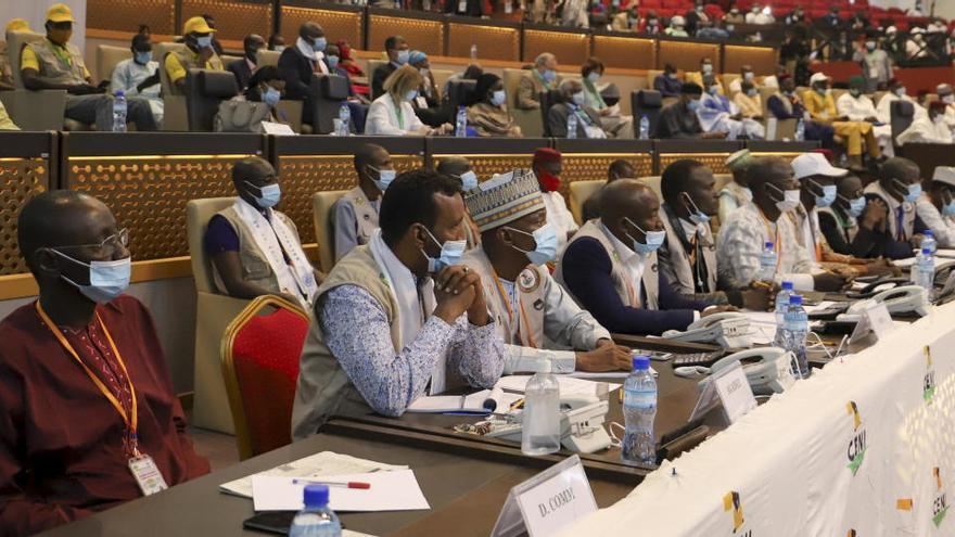 El candidato oficialista avanza en las elecciones de Níger