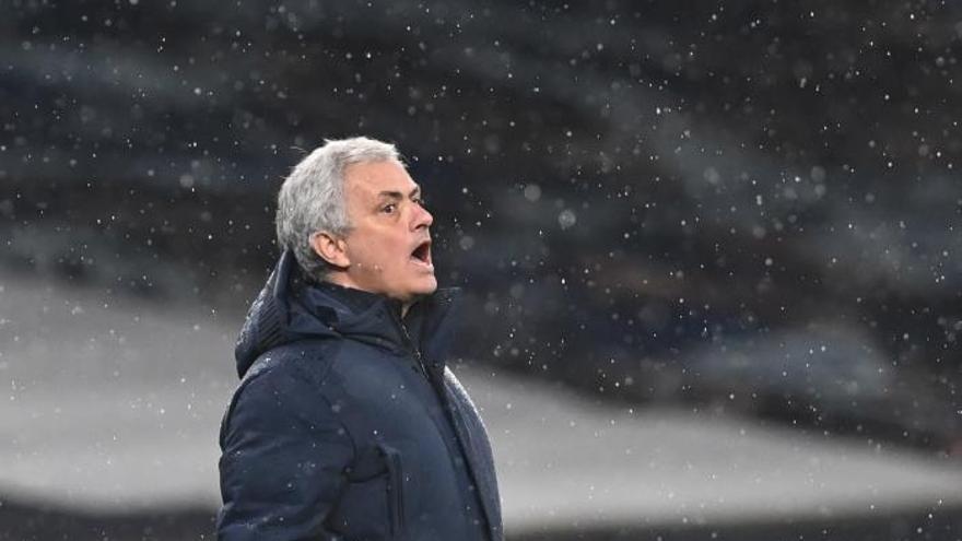 El increíble finiquito de Mourinho tras ser despedido del Tottenham
