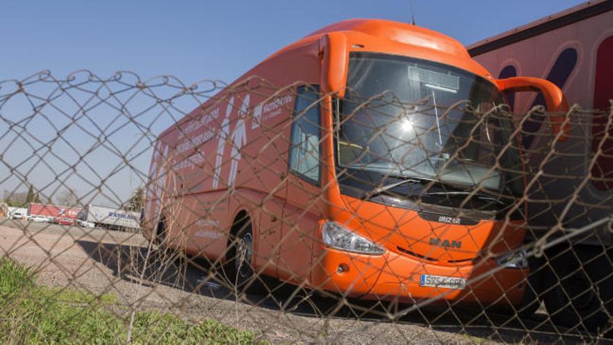 Un juez prohíbe circular al autobús de Hazte Oír