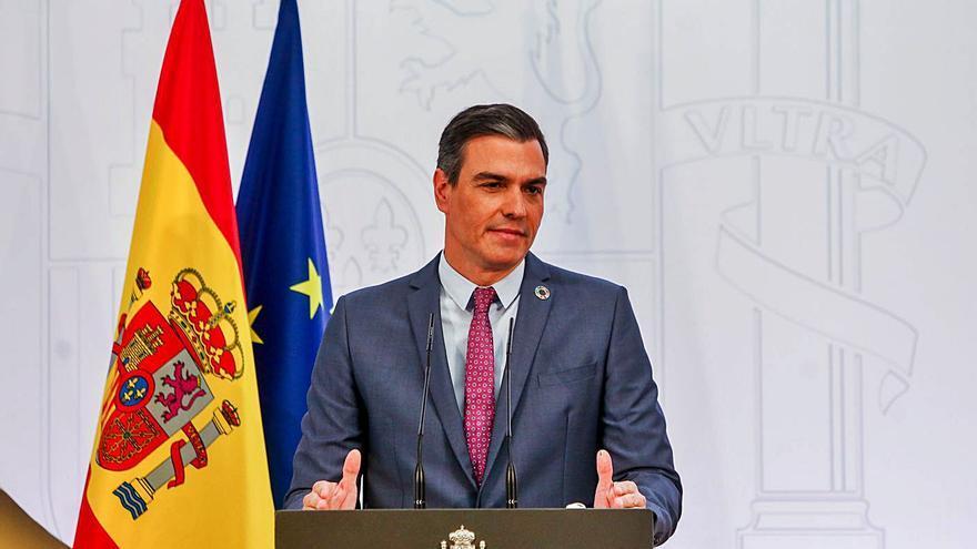 Sánchez anuncia més vacunes i més diners per a les autonomies