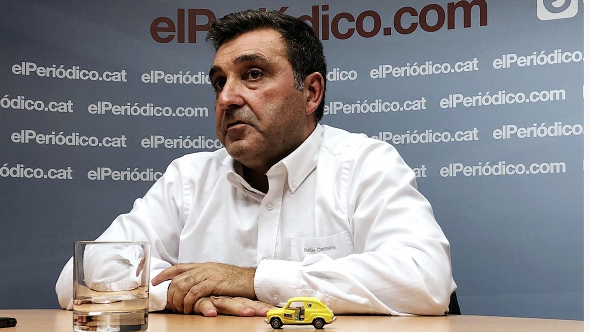 """Matías Carnero: """"Seat tiene los días contados sin el coche eléctrico"""""""