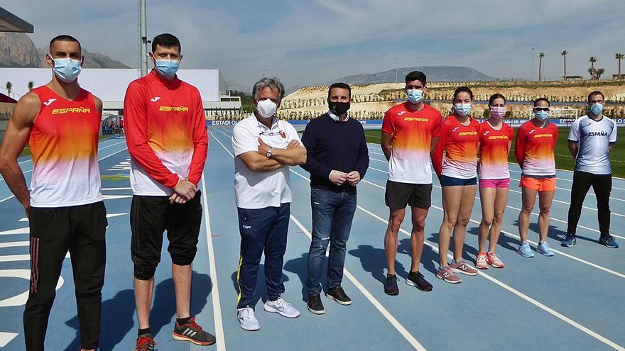 Cáceres: «El objetivo no es solo ir a los Juegos, es competir bien»