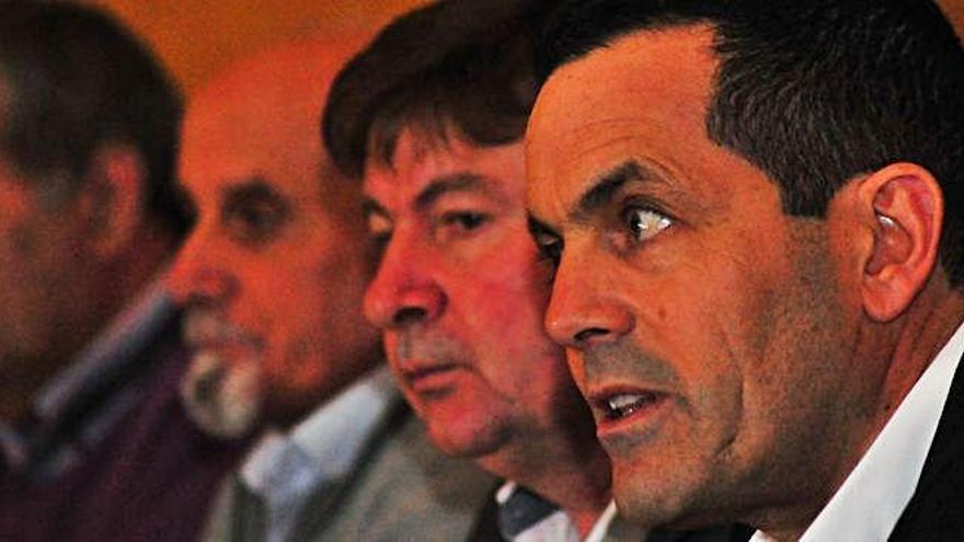 Roberto Fariña, firme aspirante a repetir al frente de Agade tras las elecciones previstas para el día 21