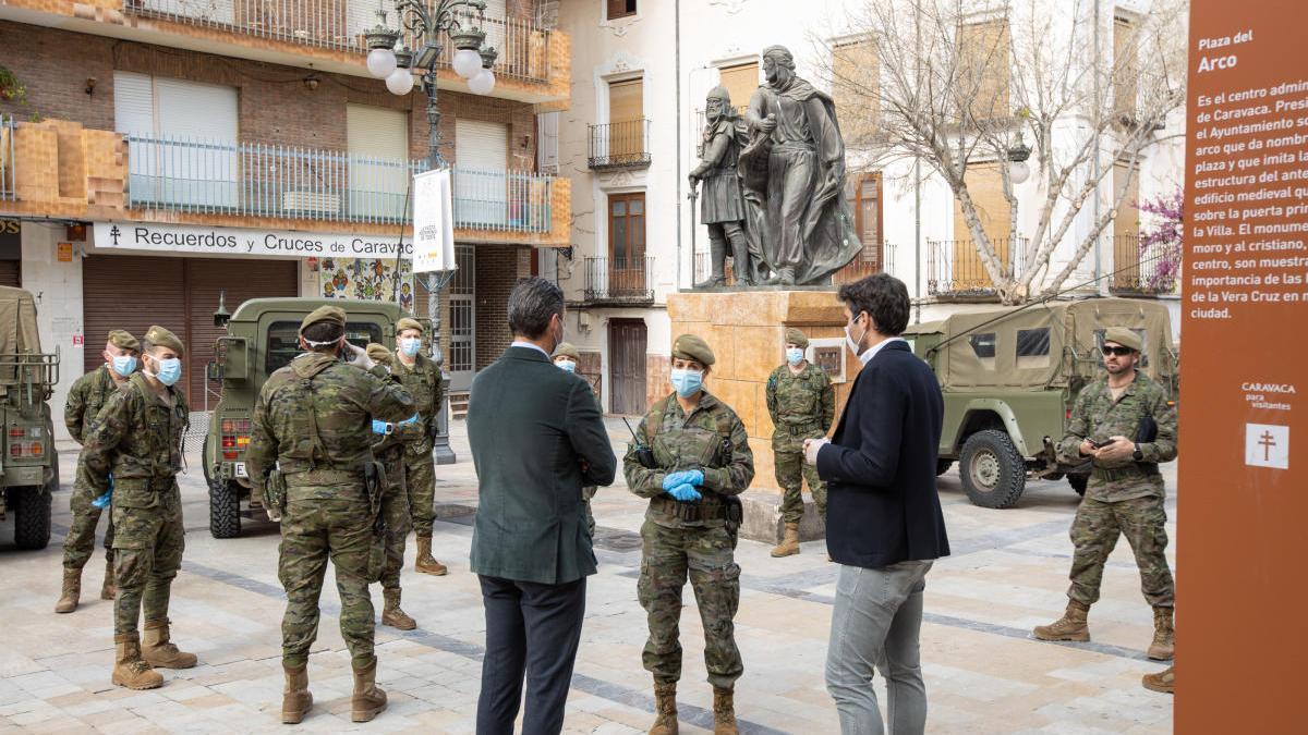 El Ejército se despliega en el Noroeste para reforzar a Policía y Guardia Civil