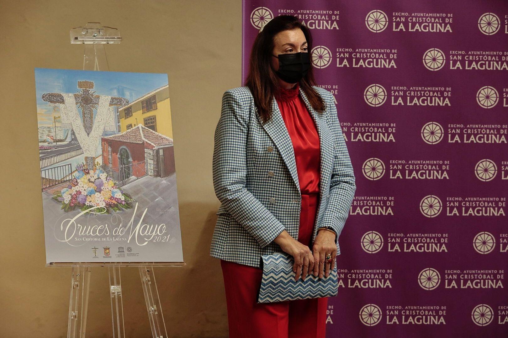 Presentación de las cruces de mayo de La Laguna