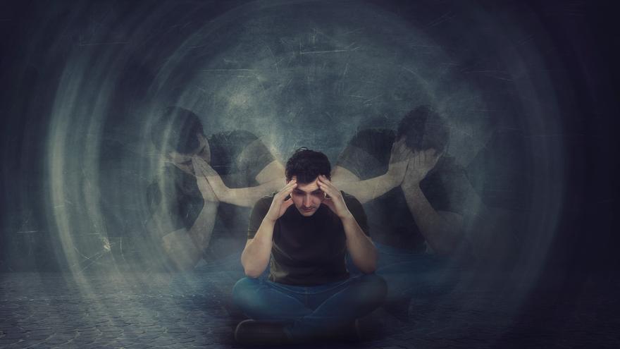 Descubren cómo y dónde se generan las voces que escuchan los esquizofrénicos