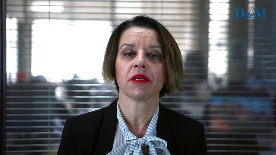 """Maria Ferrer: """"Ciudadanos estrena crisis"""""""