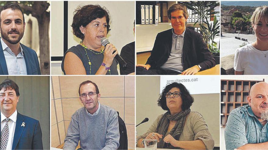 Vuit perfils polítics de la Catalunya central se sotmeten al qüestionari sobre el futur govern