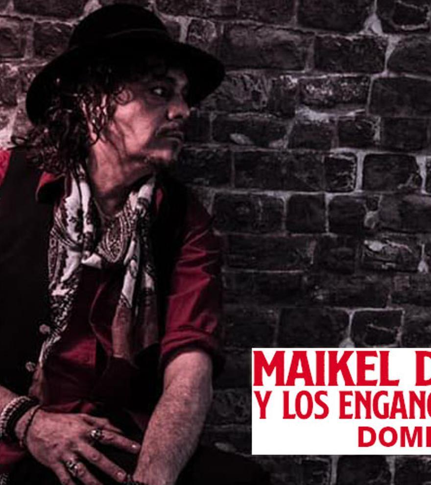 Maikel de la Riva y Los Enganches