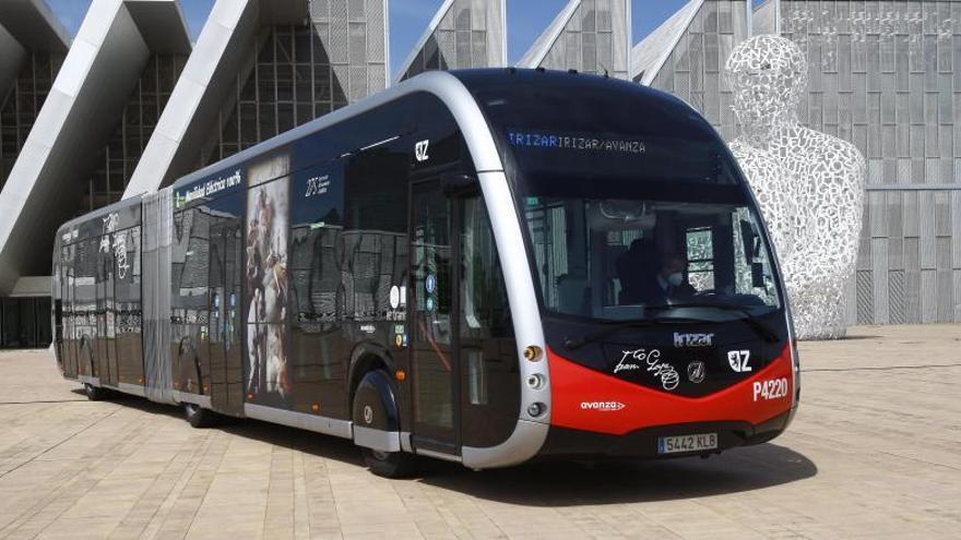 Zaragoza aspira a que Europa costee el 57% de sus planes de movilidad