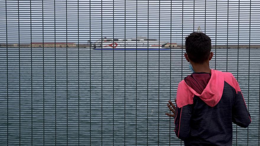 """Mónica Oltra ve """"crueldad inusitada"""" en las críticas a la Generalitat por acoger menores de Ceuta"""