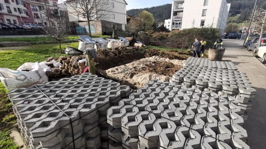 Bueu colocará dos nuevos composteros comunitarios en Beluso y Pescadoira