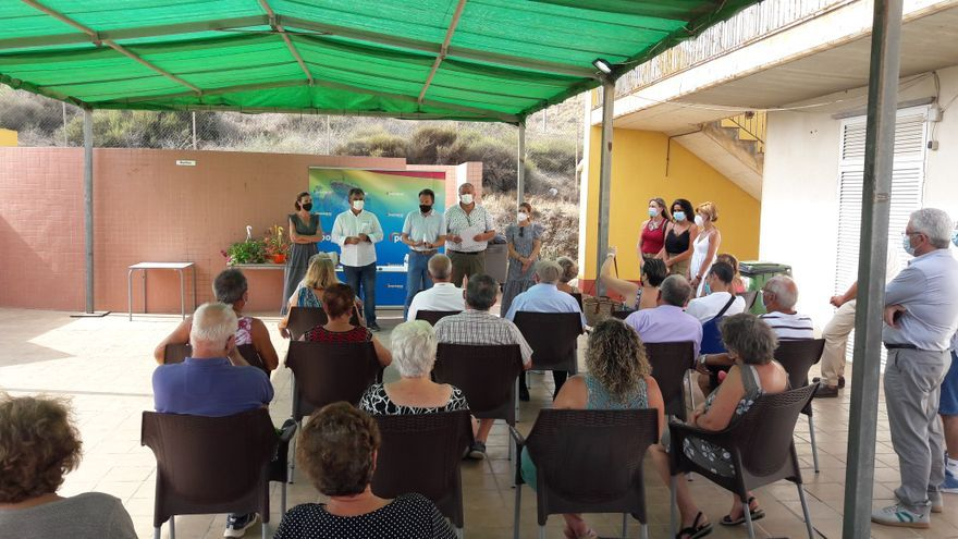 Un paso más para salvar el poblado de Calnegre de Lorca