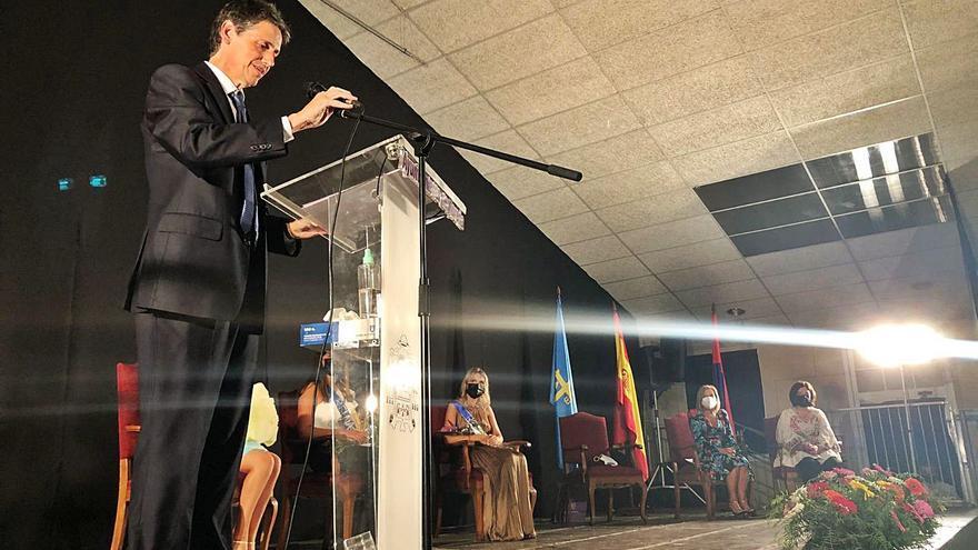 """Javier Uría: """"Siempre tengo presente a mi Noreña, mis raíces en el centro del paraíso"""""""