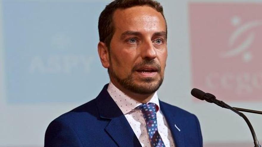 Raúl Ruiz, nuevo vicepresidente de la Conferencia Nacional de decanos de Economía