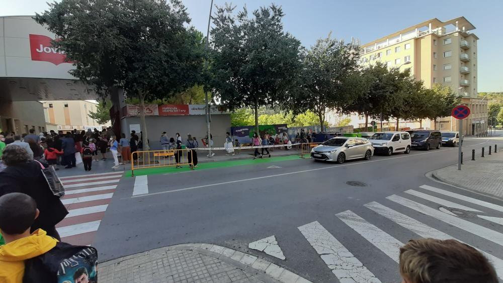 Escola Joviat de Manresa.