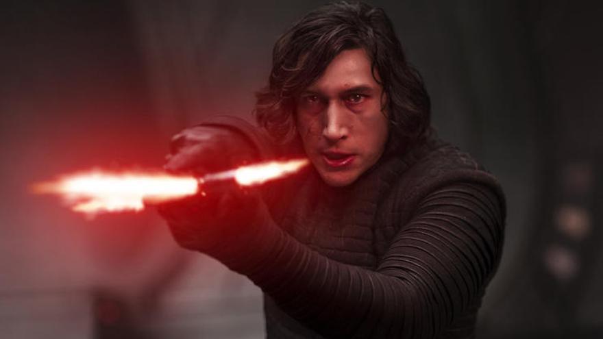 Así será el nuevo look de Kylo Ren en 'Star Wars IX'