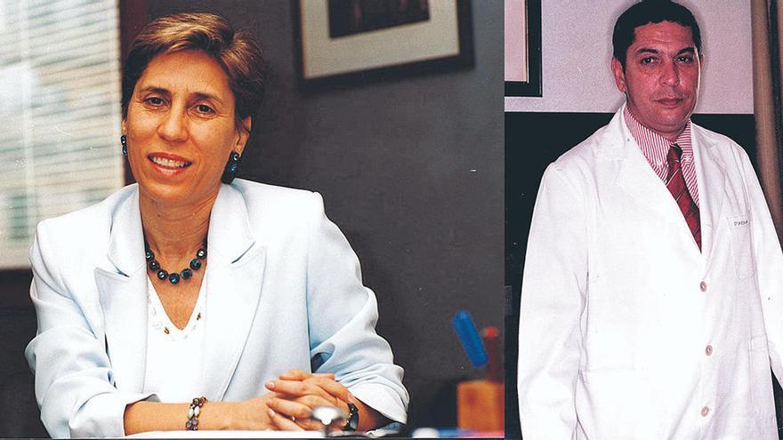 Celia y José María Abenza: «Preservar la huerta es obligación de todos los ricoteños»