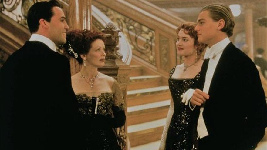 Los protagonistas de 'Titanic' se reunen 20 años después