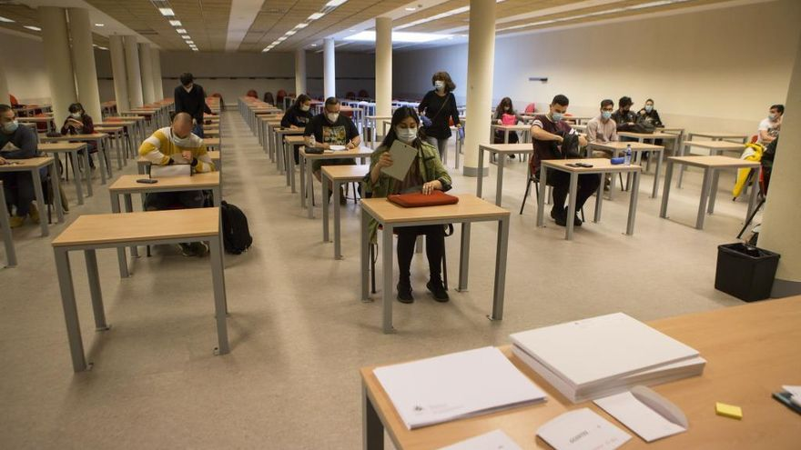 El próximo curso en la Universidad de Oviedo: preparados para un sistema de rotación de alumnos y con prioridades según la edad