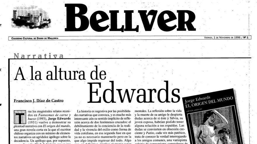 Bellver: Difondre la cultura