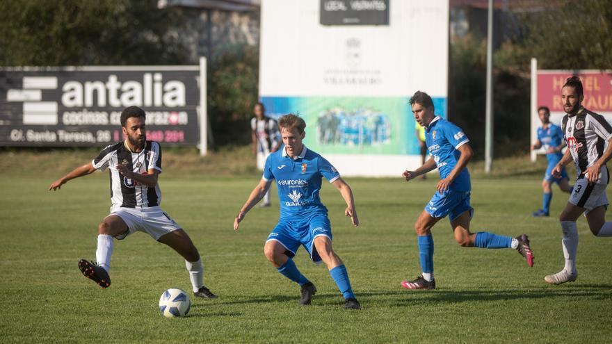 El Villaralbo cierra con victoria su puesta a punto (2-0)