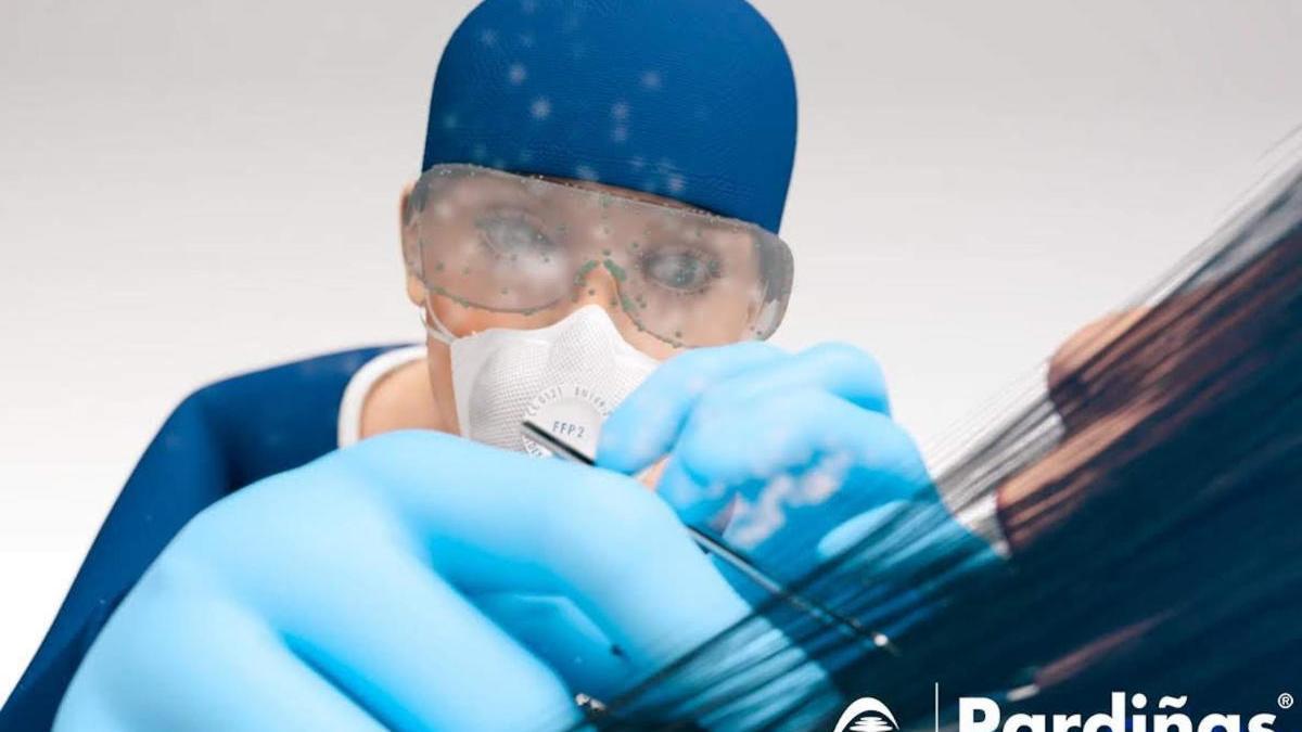 Os expertos da clínica médico dental Pardiñas traballan cada día pola seguridade dos seus pacientes.