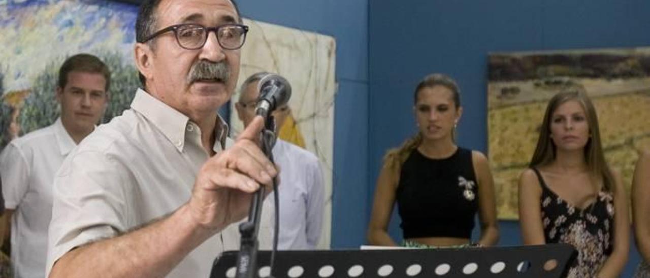 La Nova fusiona música con pintura en una muestra individual de Pepe Mallea