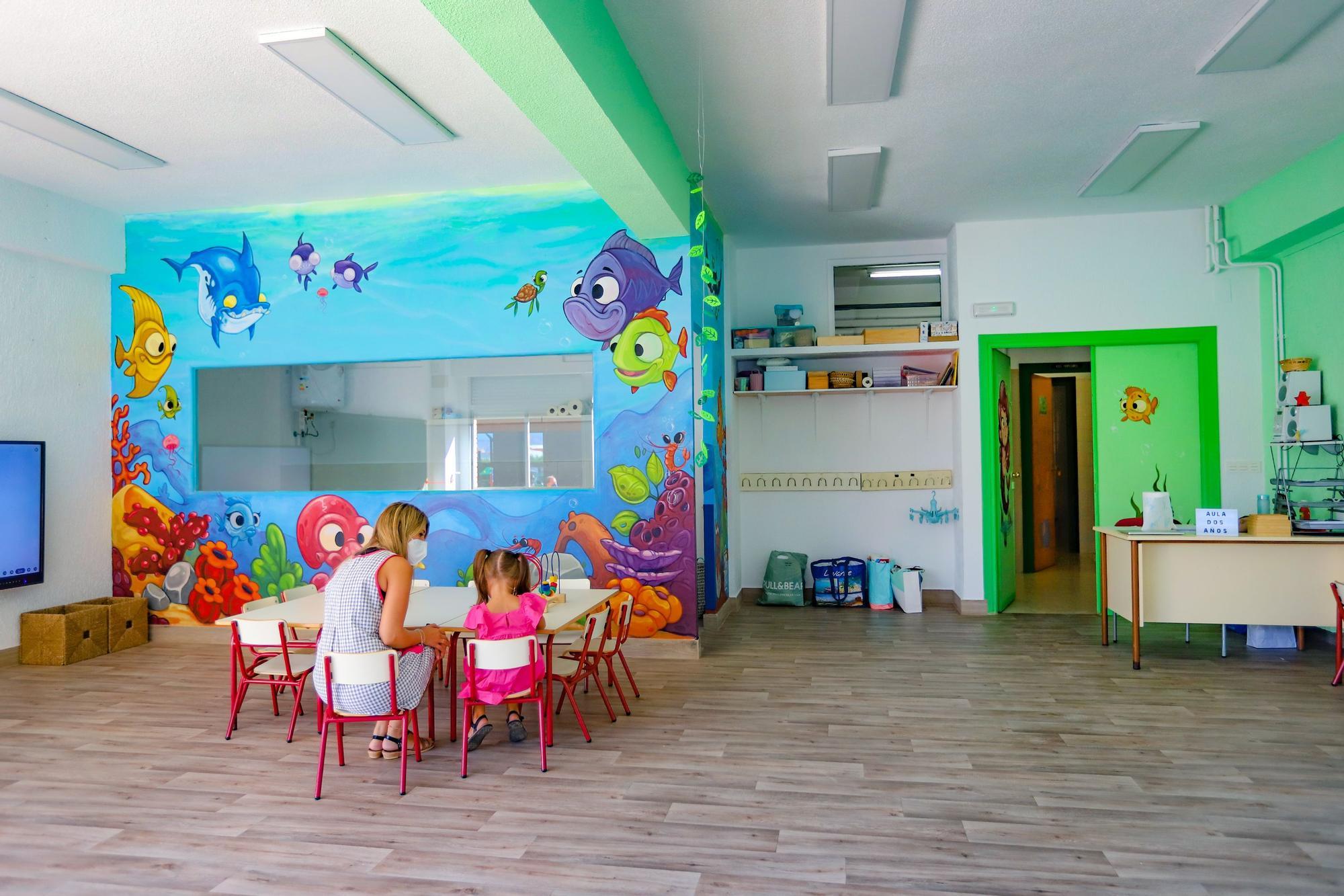 Arranca el curso escolar en Orihuela