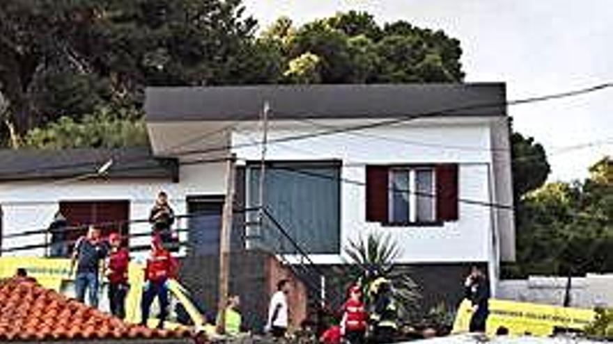 Al menos 28 turistas mueren al volcar un autobús sobre una vivienda en Madeira