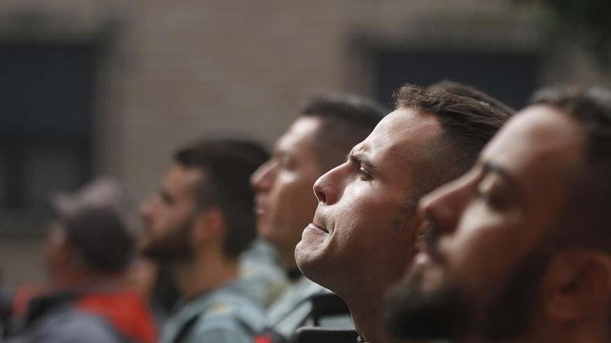Las malas previsiones anulan la carrera oficial del Vía Crucis de La Caridad
