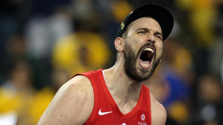 Els Raptors de Marc Gasol, nous campions de l'NBA