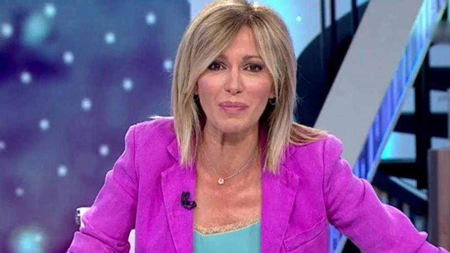"""Susanna Griso pone en su sitio a Cristina Seguí: """"Hay que tener la mente sucia"""""""