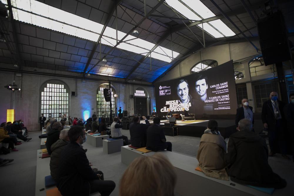 Premios Princesa de Asturias 2020: Mesa redonda co