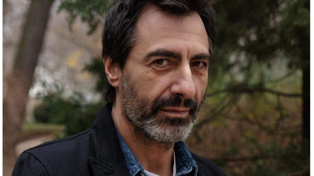 Juan del Val., que hoy presenta libro en Mérida.