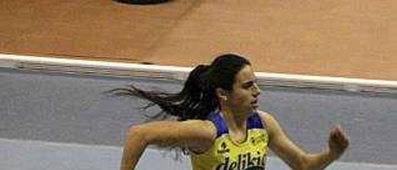 Eva Estruch es la representante del Safor Delikia en el campeonato de España júnior