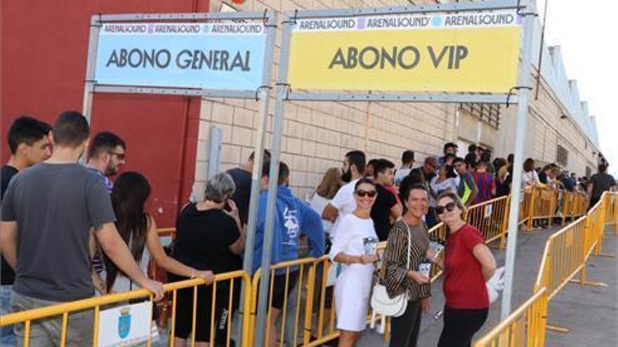 La organización del Arenal Sound lanza los abonos de día a 50 euros el 13 de febrero