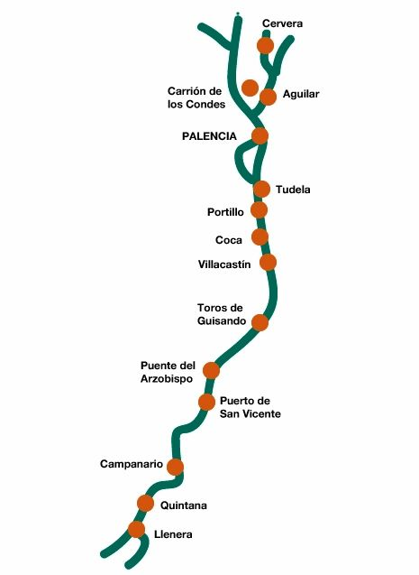 Cañada Real Leonesa Oriental