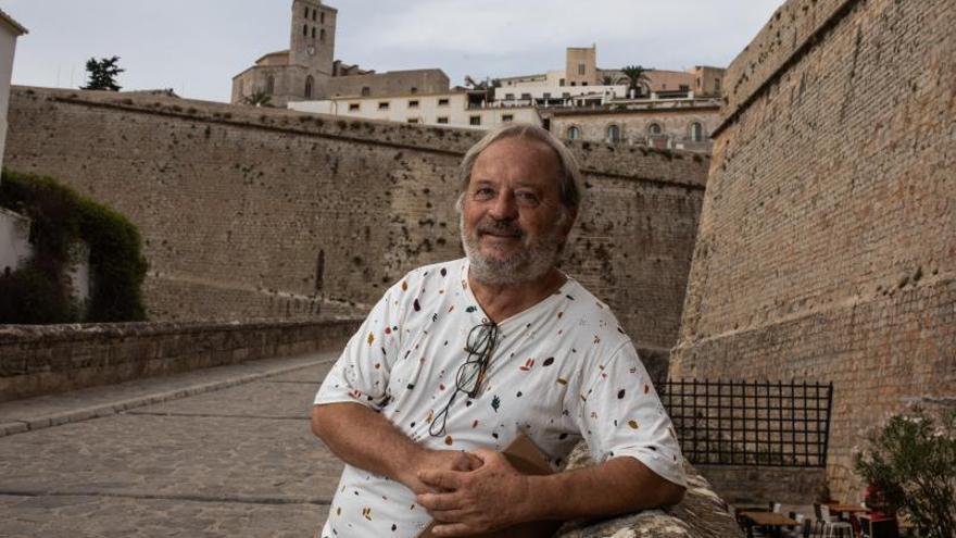 Antoni Torres Martorell: «Ibiza tiene gran cantidad de artistas y muchos muy buenos»