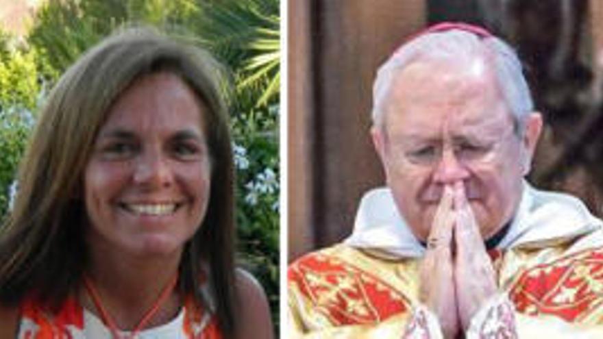 Destituido el obispo que tuvo una relación con una casada