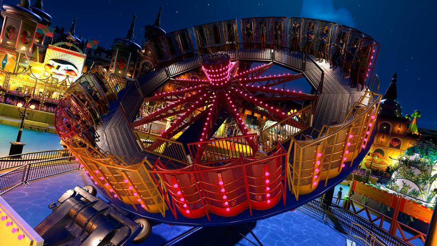 Nos paseamos por Planet Coaster: Console edition y su nuevo contenido Vintage & World's Fair Bundle