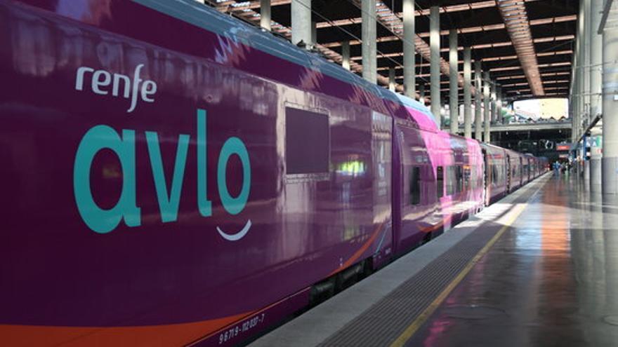 L'AVLO s'estrena aquest dimecres amb viatges entre Madrid i Barcelona des de 7 euros
