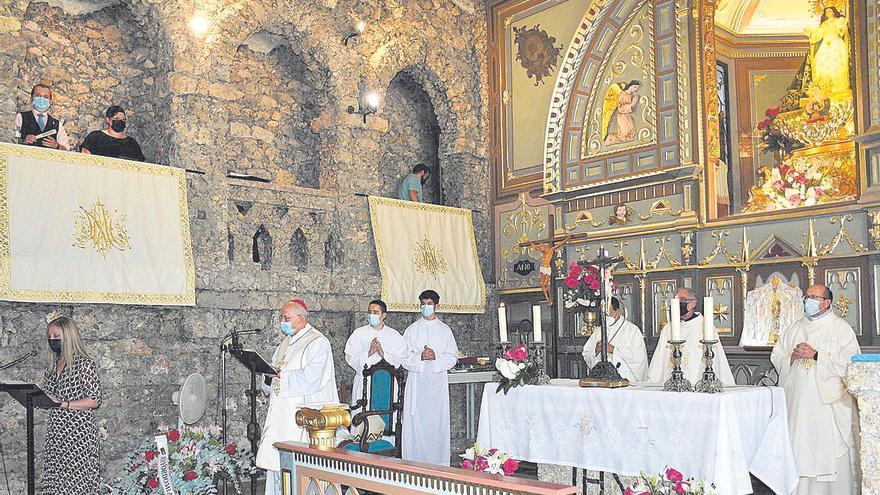 Calasparra celebra los 25 años de la coronación de su patrona
