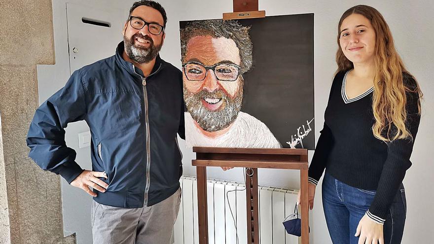 Xavi Gimbernat presenta, per primer cop, les seves creacions a la casa Vila Rubio