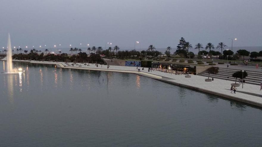 Palma investiert eine Million Euro in die Erneuerung des Parc de la Mar