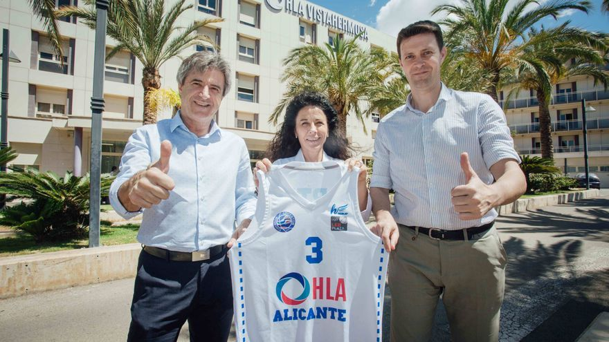 «Pensar este año en el ascenso es un error, el HLA debe crecer aún más como club»