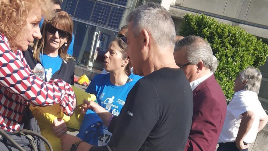 La Universidad abre la puerta a Mieres como sede única de Deportes