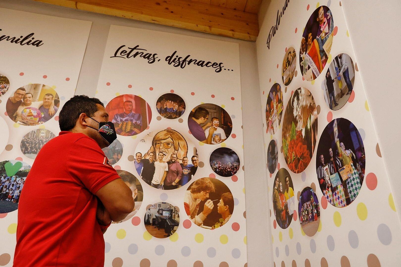 Visita al museo del Carnaval de Diablos Locos