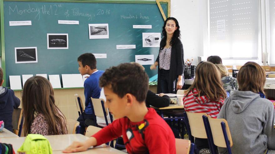 Los maestros impartirán 23 horas semanales en el curso 2021-2022